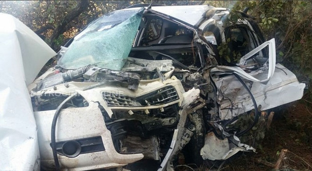 Casal morre em acidente automobilístico próximo a Romaria na BR-365