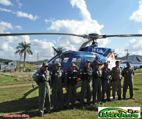 Festa da Lapa 2017 teve ausência de Corpo de Bombeiros e helicóptero da Polícia Militar