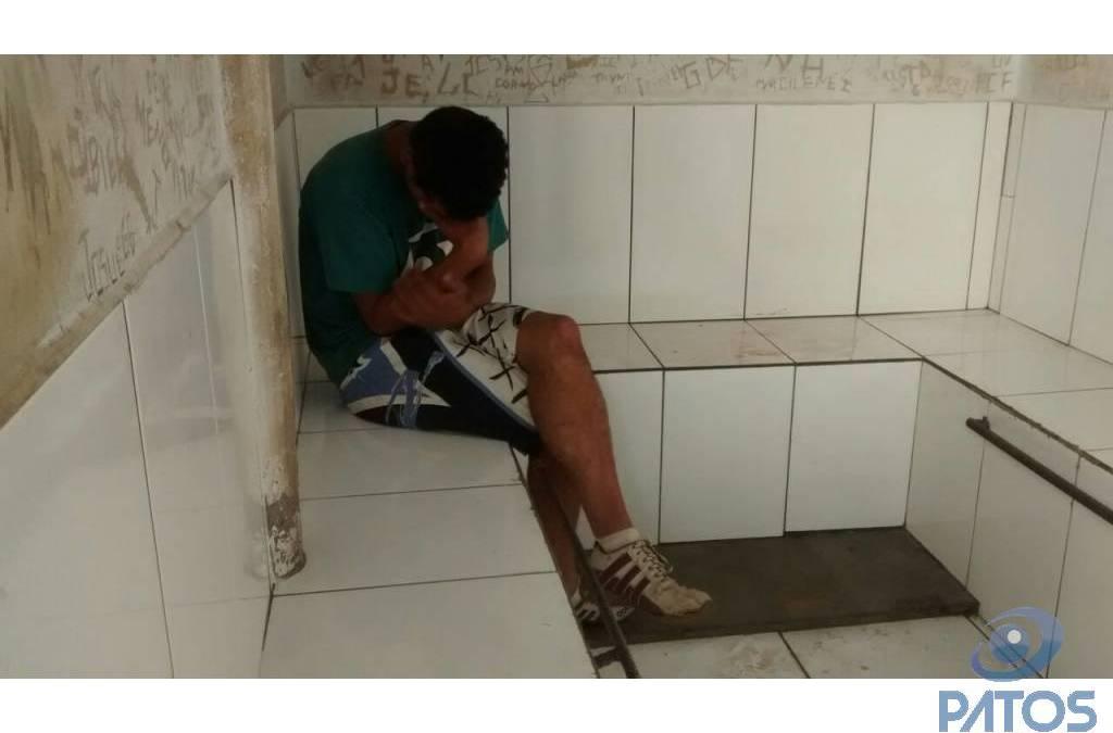 Homem de 28 anos é preso após furtar celular de estudante no Bairro Novo Horizonte