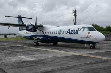 Aeronave tem princípio de incêndio próximo a Uberlândia