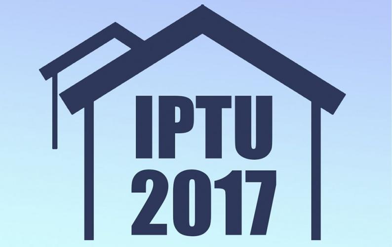 Prazo de pagamento do IPTU 2017  é estabelecido em Vazante