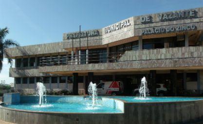 Prefeito de Vazante decreta novo horário de abertura ao público da prefeitura