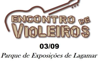 Dia 03 de setembro em Lagamar tem Encontro de Violeiros