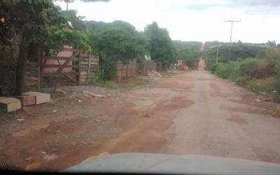 Prefeitura de Lagamar aguarda recurso para recapeamento asfáltico em São Brás de Minas