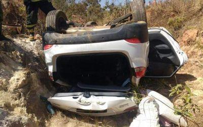 ACIDENTE DOS GUIMARÃES: Inquérito investiga causas do acidente que vitimou quatro vazantinos
