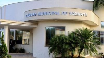Vereadores de Vazante indicam contratação de show para aniversário da cidade