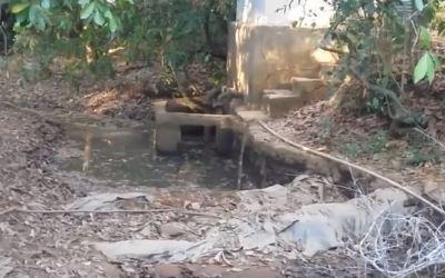 Entenda os motivos da falta d'água em Lagamar
