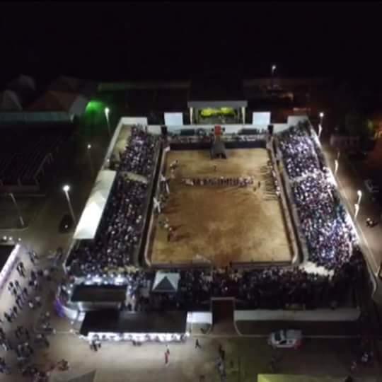 FESTA DO FAZENDEIRO: Marco Brasil, Final do Rodeio e Cezar e Paulinho são atrações deste sábado, 09