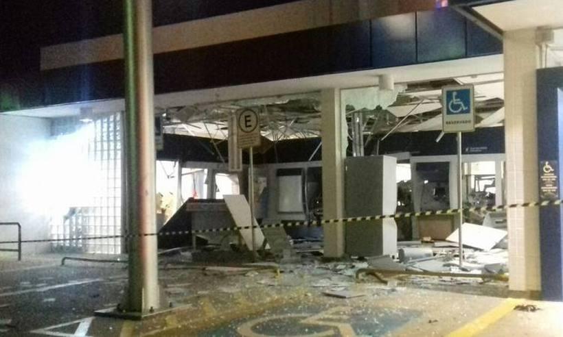Protocolo define ações de forças de segurança contra explosão de caixas eletrônicos em Minas