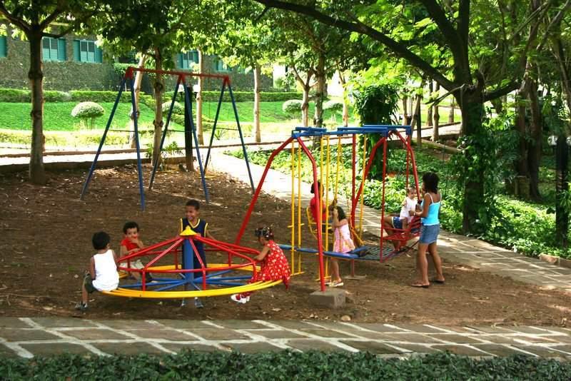 GUARDA-MOR: Presidente da Câmara solicita instalação de parque infantil na escola Pró-Infância