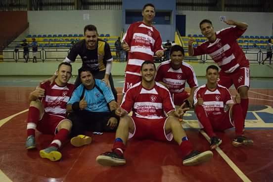 Renovacar vence a Copa da Lapa de Futsal 2017