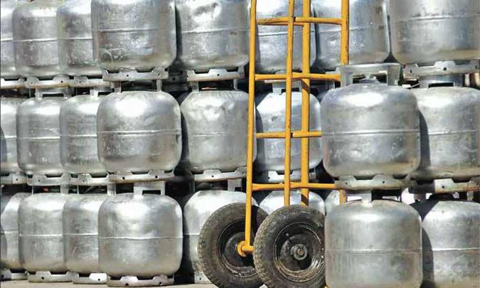 PELA SEXTA VEZ: Gás de cozinha sofre novo aumento no preço