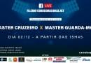 CorreioRegional.Net transmitirá ao vivo Jogo das Estrelas entre seleções Máster de Guarda-Mor e Cruzeiro