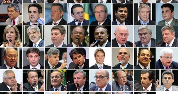 Lista de Janot tem dois deputados goianos. São 49 nomes no total. Veja todos!