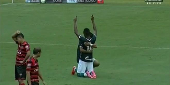 CLÁSSICO: Goiás vence Atlético com apenas 1.938 pagantes no Serra Dourada