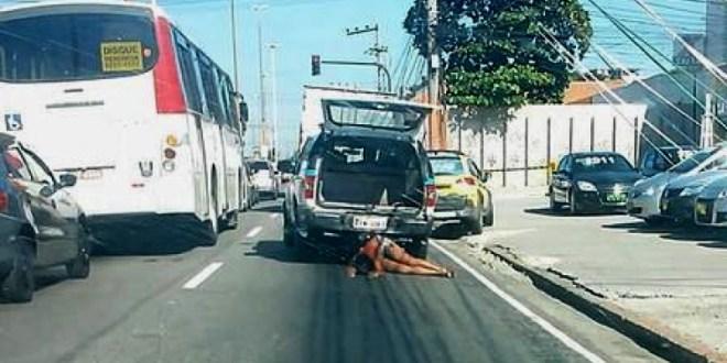 Ministério Público denuncia Policiais que arrastaram mulher baleada