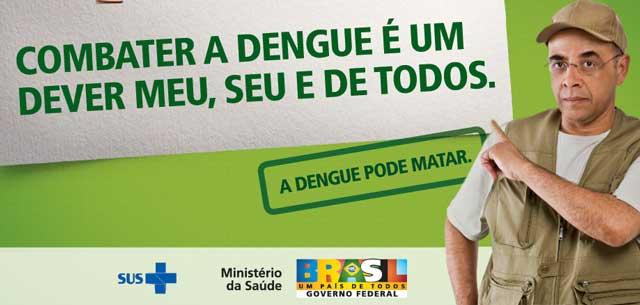 Acreditem: Governo Dilma usa Exército Brasileiro para combater Dengue.