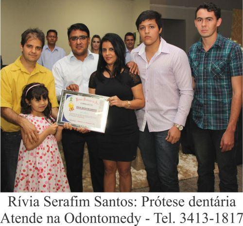 43 - Rívia Serafim Santos Prótese Dentária