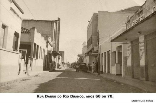 Barao do Rio Branco anos 60 B