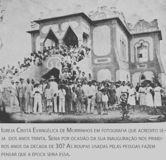 Crista Evangelica anos 30