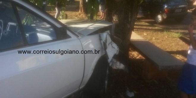 Policial Militar age rápido, evita roubo de veículo e prende suspeito, em Goiatuba