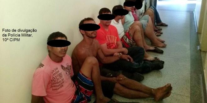 Polícia Militar desenvolve ações ostensivas em Morrinhos – Operação Bloqueio