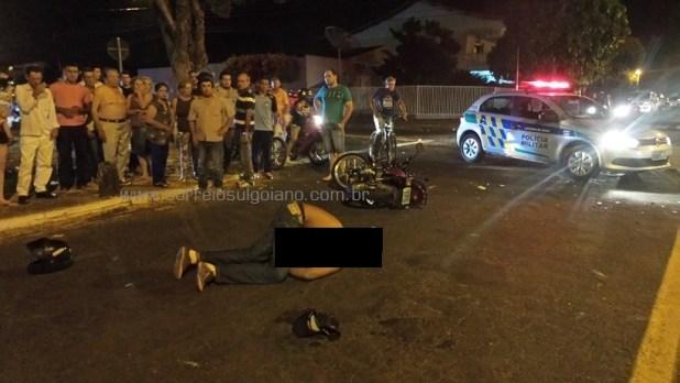 Condutor não resiste aos ferimentos e morre no local do acidente