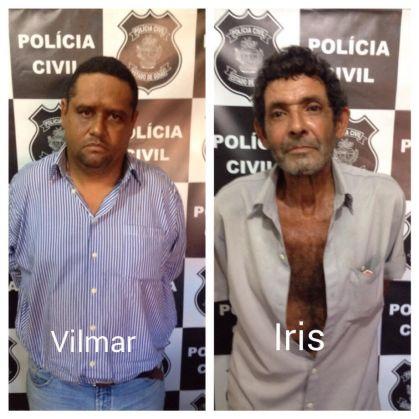 Suspeitos identificados pela Polícia Civil