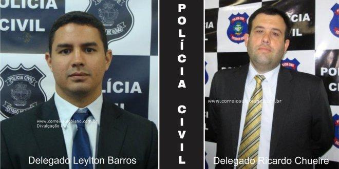 Polícia Civil prende foragido da justiça, suspeito de homicídio