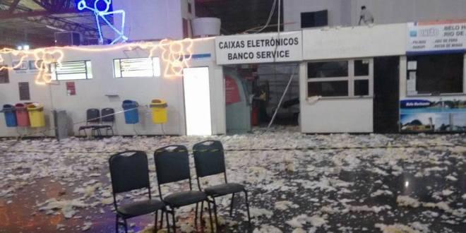 De novo! 2016 começa como terminou 2015… caixas eletrônicos sendo explodidos