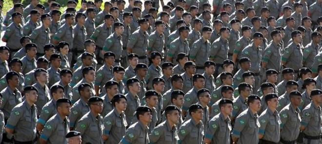 Goiás deve contratar 3.000 policiais via Concurso Público! Sendo, 2.500 para a PM e 500 para a Civil