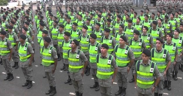 POUCAS VAGAS: Governo anuncia concursos para PM, Bombeiros, PC e até PROCON, mas o número de vagas é muito pequeno ante às necessidades