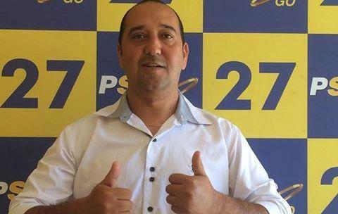 VAI TER OPOSIÇÃO SIM: A afirmação é de Everton Jabuti que garante ser candidato a prefeito de Morrinhos…