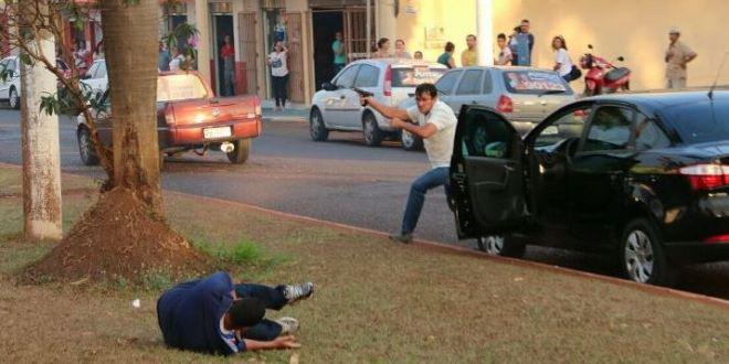 """Assassino """"achava"""" que era perseguido e tinha """"sensação"""" de perseguição. """"Coisa da cabeça dele"""" – é o que diz a Polícia Civil de Goiás ao concluir investigação"""