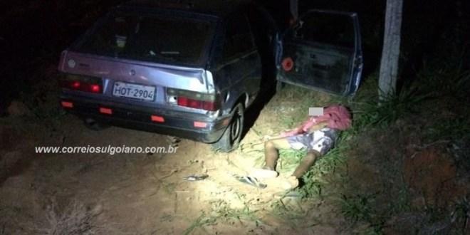 Suspeitos de furto atiram contra PM durante fuga e um acaba morto sendo baleado em tiroteio