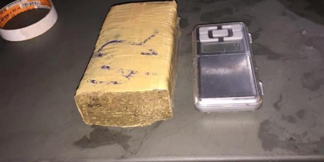 Polícia Militar apreende droga e prende dois suspeitos de tráfico em Morrinhos! Velhos conhecidos com passagens…