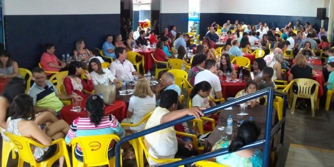 ACIM faz almoço festivo para celebrar sucesso da campanha de natal