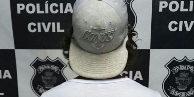 Moça de 17 anos é presa em Morrinhos por ATO INFRACIONAL análogo ao CRIME de TRÁFICO