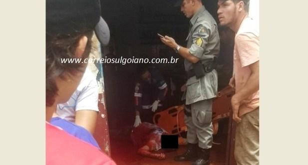 Tiroteio em Bom Jesus deixa um morto e causa ferimentos em outras 3 pessoas, após briga em bar!!!