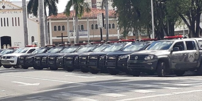 Operação Sentinela da Polícia Militar chega a Caldas Novas neste final de semana. PM reforça patrulhamento no sul goiano