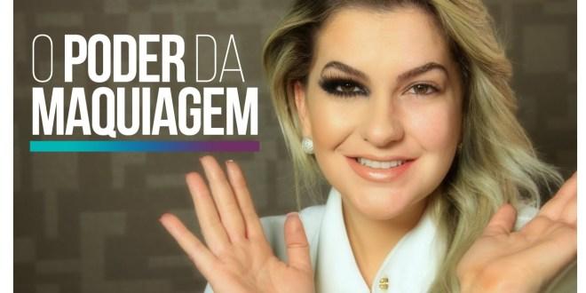 É HOJE… Alice Salazar em Morrinhos!!! A maquiadora mais famosa do Brasil receberá você na loja da franquia à Rua Pará, Nº 523.
