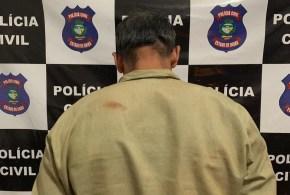 Estupro de Vulnerável: Suspeito é detido em Cachoeira Dourada após ações do Conselho Tutelar e Polícia Civil