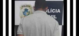 Polícia Civil prende homem suspeito de falsificar documentos para participar de licitação na Prefeitura de Morrinhos.