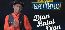 Dian Balai Dion segue internado em estado grave tratando a Covid-19 no Hospital Municipal de Morrinhos