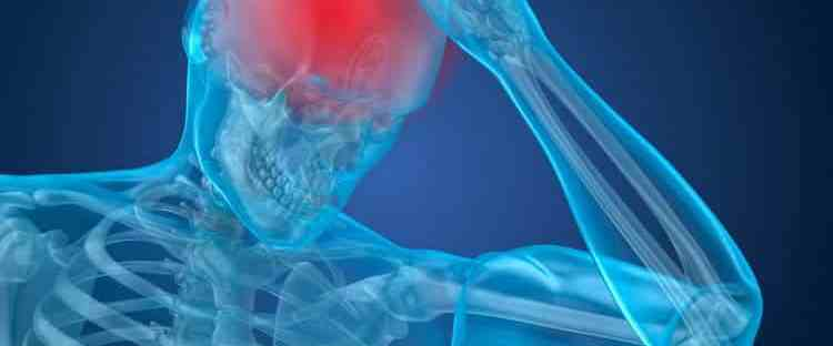 Traumatic injury from car accident