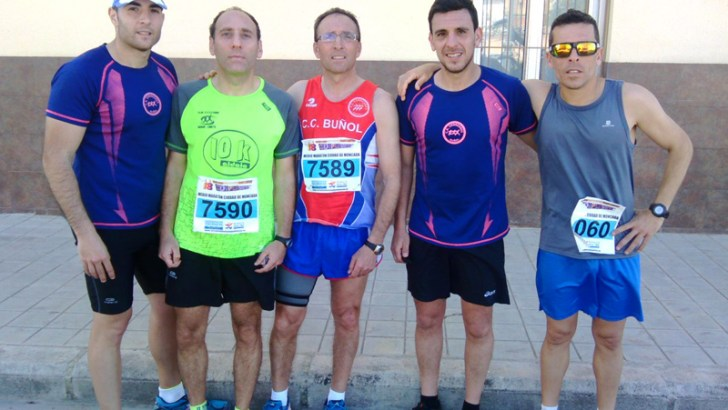 XXIV Media Maratón de Moncada