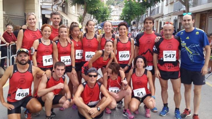 III 10K Vuelta a pie Macastre 2015