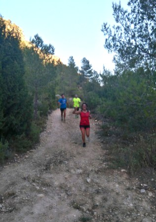 correores entrene sprint-trail 22