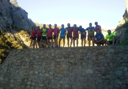 correores entrene sprint-trail 26