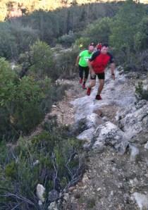 correores entrene sprint-trail 5